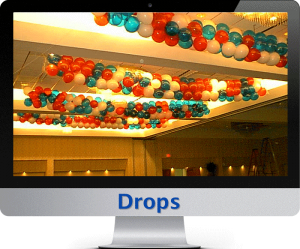 balloon drop