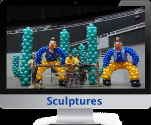 balloon sculptures