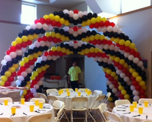 Balloon Arch Sizes