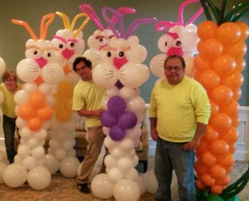 balloon bunny