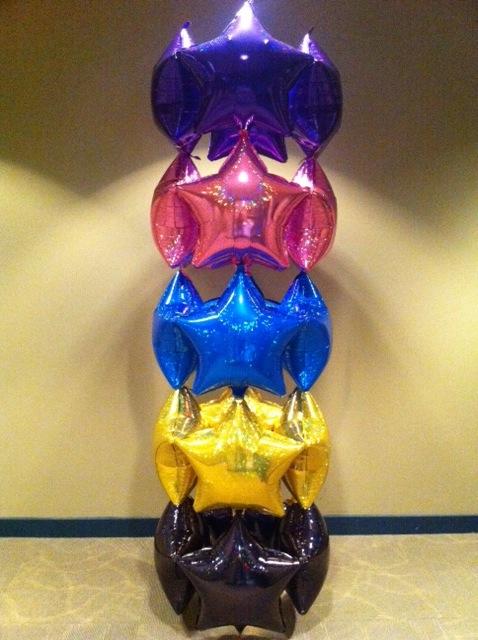 balloon columns   balloon city