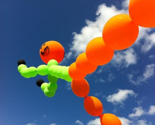balloon scuptures