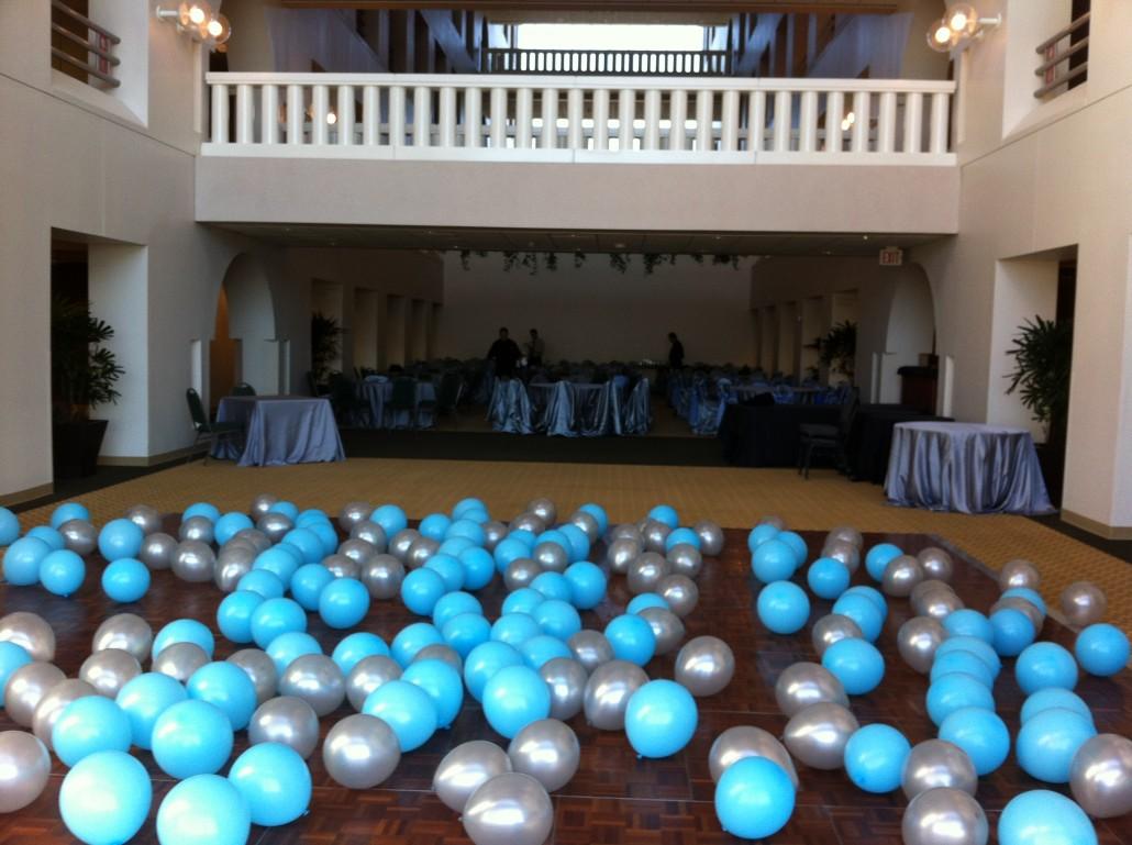 Balloon Drops Balloon City