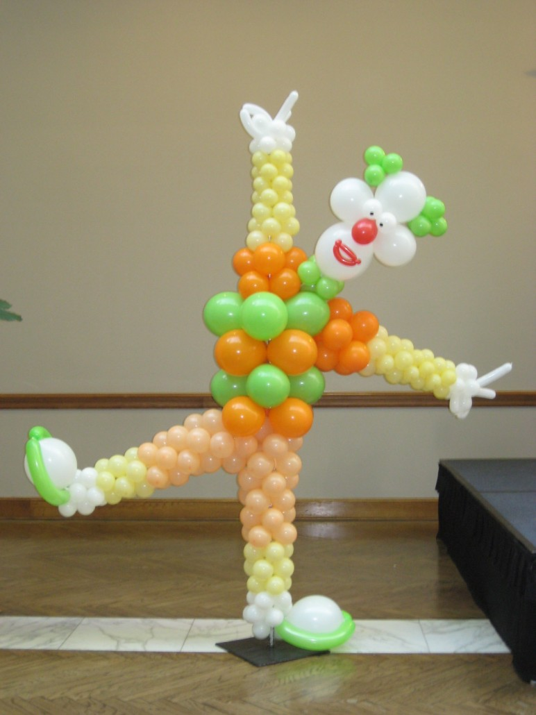 Walls And Ceilings >> Balloon Sculptures - Home of Balloon City