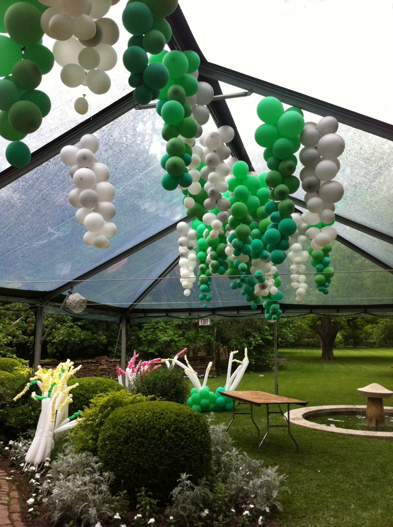 Ceilings Dance Floors Balloon City Will Make Your Event