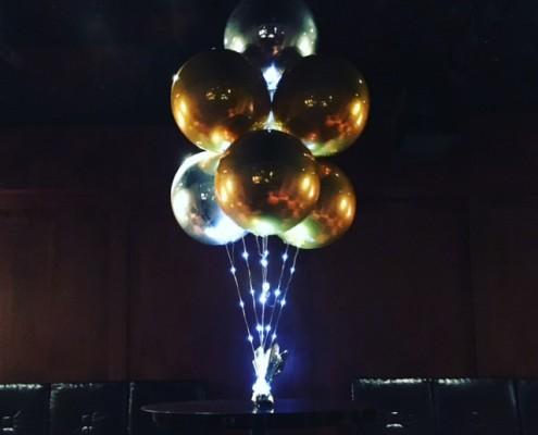 Lighted orbz