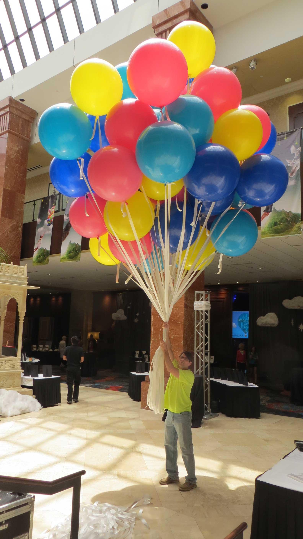 3' balloons