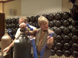 Eddie Heyland anagramballoons